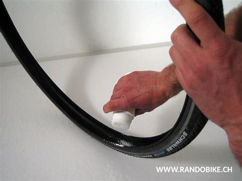 réparer une chambre à air de vélo réparer une crevaison randobike