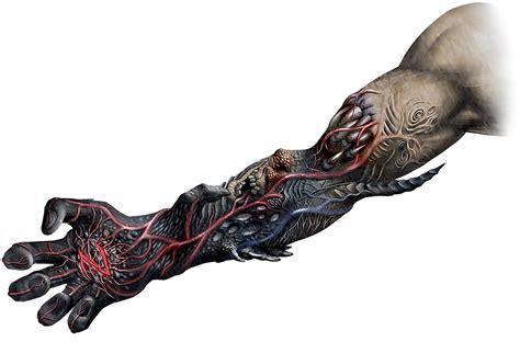sorcerers arm  blight art soul sacrifice art gallery