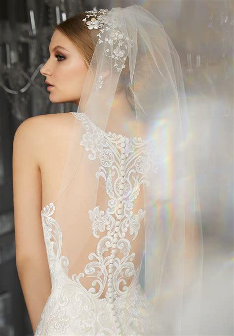mimi wedding dress style  morilee