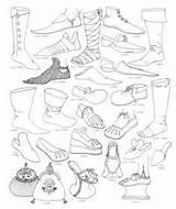 Renascimento sketch template