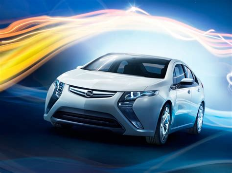 Opel Ampera Wallpaper Opel Cars Wallpapers In Jpg Format