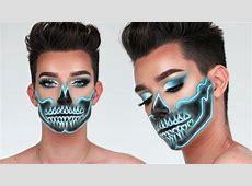 DIY Skeleton Makeup The Terrifyingly Beautiful Halloween