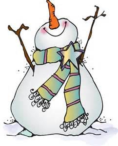 Christmas Snowman Clip Art Teacher