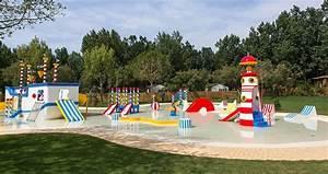 Aire De Jeux Soulet : aire de jeux aqualudiques camping le s rignan plage 5 ~ Melissatoandfro.com Idées de Décoration