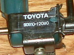 Purchase Lexus  Toyota Vsv Vacuum Valve  Solenoid  Switch Egr
