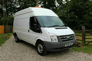 2010  60  Ford Transit 350 Lwb Hr 140ps Rwd Panel Van Low