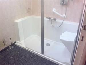 Douche Pour Personne Age Easy Shower