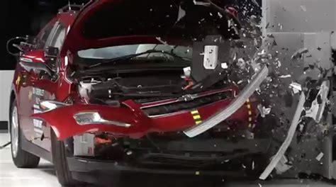 crash test si鑒e auto iihs some small cars struggle with crash test bestride