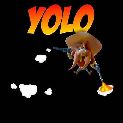 Sam Yolo Looney Yosemite Tunes Gifs Mayhem