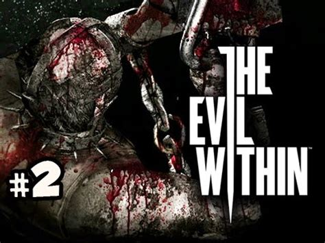 to hell the evil within gameplay walkthrough ep 2