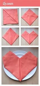 Pliage De Serviette Pour Noel Facile : pliage serviette papier facile noel pliage de serviette en ~ Dode.kayakingforconservation.com Idées de Décoration