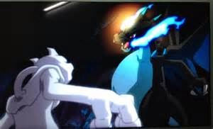 Mega Charizard Vs. Mewtwo X