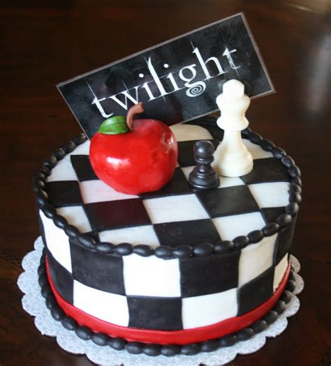 Twilight  Ee  Birthday Ee   Cakes De Ion  Ee  Ideas Ee   Little