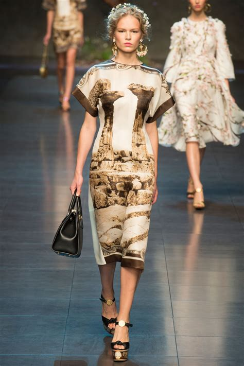 dolce und gabbana ohrringe style pantry dolce and gabbana 2014 rtw collection