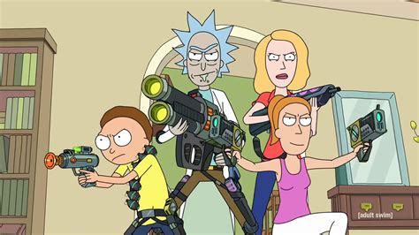 The Top 5 'rick And Morty' Episodes Ever