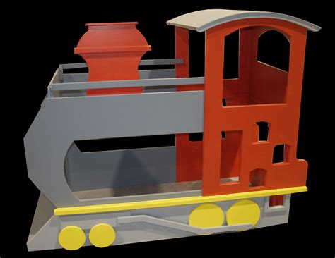 Blueprints For The Train Bunk Bed