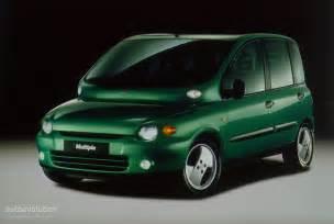 FIAT Multipla specs - 1998, 1999, 2000, 2001, 2002, 2003 ...