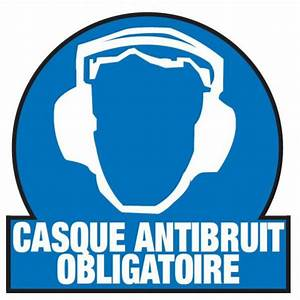Casque Anti Bruit Musique : marquage port du casque antibruit obligatoire sol roll ~ Dailycaller-alerts.com Idées de Décoration