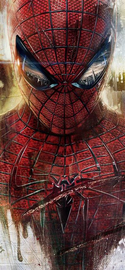 Spiderman Iphone 4k Wallpapers Android Spider Artwork