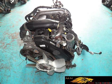 toyota hilux  turbo diesel engine awd mt wiring ecu