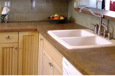 peinturer un comptoir de cuisine un produit pour transformer les comptoirs foyers et