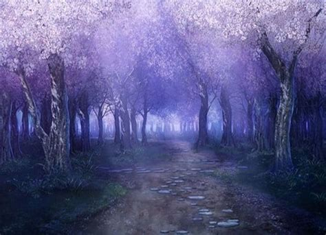 florest  garden background anime background anime