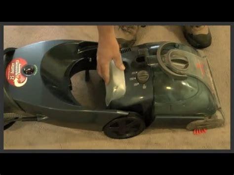 bissell floor cleaner wont spray bissell 9400 05321c proheat 2x won t spray fix how to