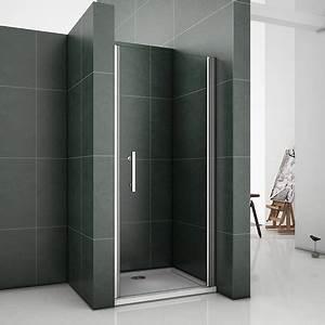 Duschwände Für Badewanne : nischent r duschkabine duschabtrennung schwingt r dusche duschwand dreht r ~ Buech-reservation.com Haus und Dekorationen