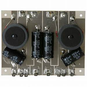 Subwoofer Crossover 8 Ohm 150 Hz 200w 844632043369