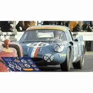 Alpine A210 - Le Mans 1968 N U00ba56