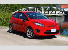 FivePoint Inspection 2012 Ford Fiesta SES Hatchback