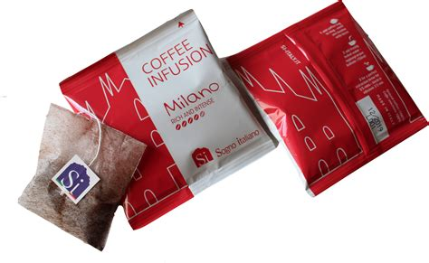 12 locations across usa, canada and mexico for fast delivery of coffee bags. Si Coffee MILANO Coffee Bags Italian blend - Sogno SI