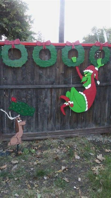 ideas  christmas yard art  pinterest