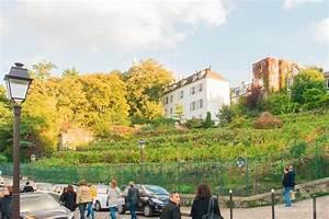 Amlie Poulain Film Locations Map Montmartre Paris