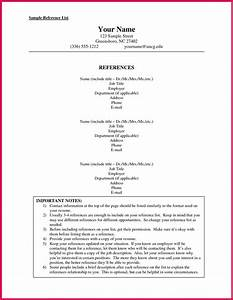 how to format a reference list sop examples With how to format a resume