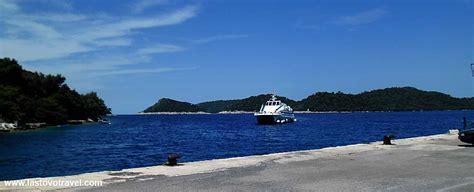 Ferry Catamaran Dubrovnik Mljet by Ferries To Lastovo