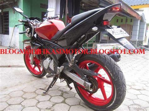 Tempat Modifikasi Yamaha Byson by Tempat Modifikasi Motor Yamaha Byson