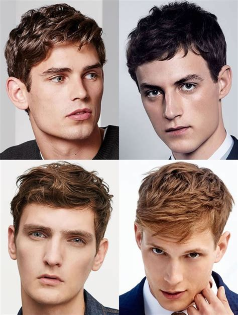 rectangle shape mens hairstyles haircuts  hairstyles