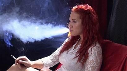 Kristi Smoking Usasmokers Stethoscope Smokers Usa