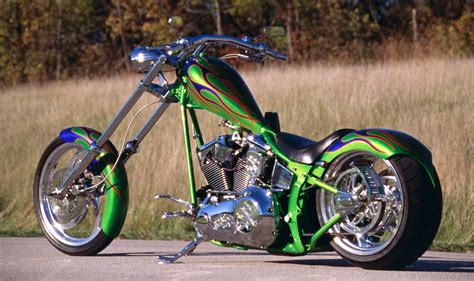 Jh Choppers And Machine, Creating Custom Harley-davidson