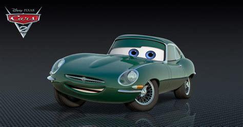 ジャック・ビルヌーブが、ディズニー/ピクサー制作の映画「カーズ2」に登場! ジャック・ビルヌーブを応援する
