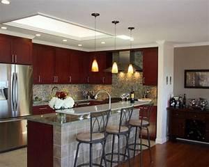 Kitchen light fixture ideas low ceiling
