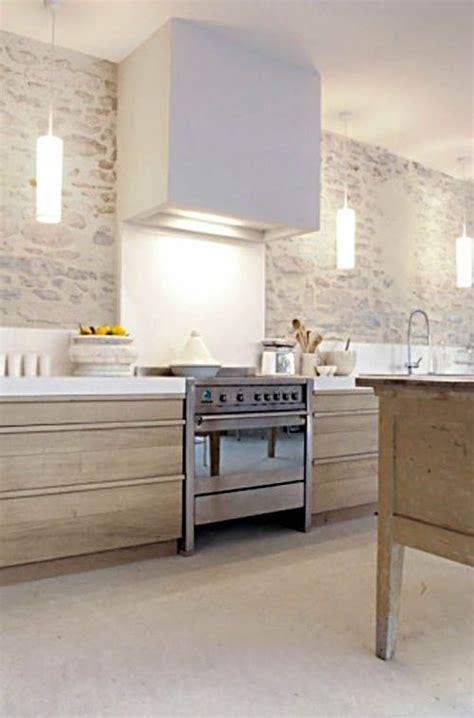 cuisine entreprise cuisine de charme au design moderne appuyer par des