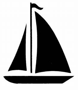 Sailboat Silhouette Clip Art (43+)