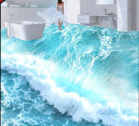 Pvc Boden Wellen by Kaufen Gro 223 Handel Welle Fliesen Aus China Welle