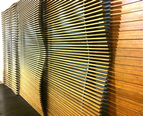 panel board for walls restaurant interior design ideas eco logic bamboo