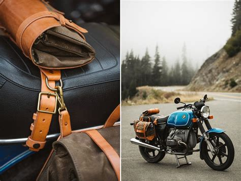 gear pack animal motorcycle saddle bags leather