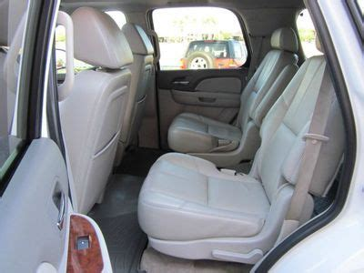 which suv has captains chairs autos post