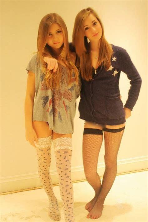 Superhoneys Sexy Stocking Sisters