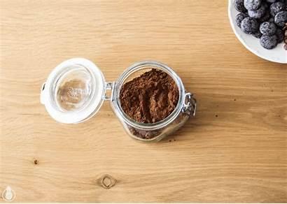 Homemade Perfect Cocoa Powder Secret Chocolate Hedonistit